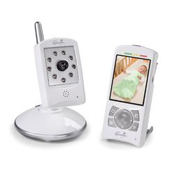 Summer Infant 28270 Deluxe Slim & Secure Handheld Color Video Monitor