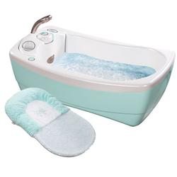 Summer Infant 18033 Lil'Luxuries Whirlpool, Bubbling Spa & Shower - Blue