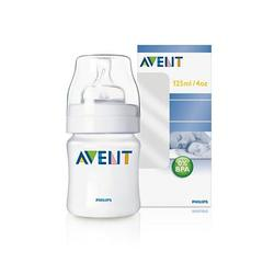 Avent SCF680/17 BPA-Free 4 oz Single Bottle (Polypropylene)