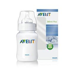 Avent SCF683/17 BPA-Free 9 oz Single Bottle (Polypropylene)