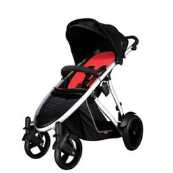 Phil & Teds VERVERDBL Verve Stroller in Red/Black
