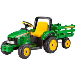 Peg Perego IGOR0050 John Deere Farm Power with Trailer