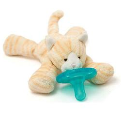 Wubbanub WN22295 - Tabby Kitten Pacifier