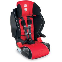 Britax E9LE32X Frontier 85 SICT Combination Harness-2-BoosterTM - Cardinal