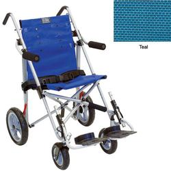Convaid EZ14 900301-903466 EZ Rider 10 Degree Fixed Tilt Special Needs Stroller - Teal