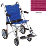 Convaid EZ14 900301-903467 EZ Rider 10 Degree Fixed Tilt Special Needs Stroller - Raspberry