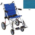 Convaid EZ18 900351-903466 EZ Rider 10 Degree Fixed Tilt Special Needs Stroller - Teal