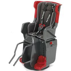 Kettler 8947-475 Teddy Bike Seat (Black/Red)