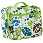 Wildkin 33117 Lily Frogs Lunch Box