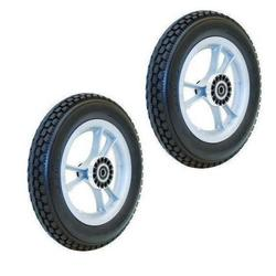 Convaid 904117, 12.5inch Rear Solid Knobby Tire (Pair)