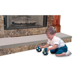 Kid Kusion 6500 Soft Seat Hearth Pad Colors, Taupe