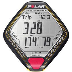 Polar 90042405, CS500 TDF (Tour deFrance Edition)