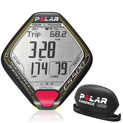 Polar 90042414, CS500cad TDF (Tour deFrance Edition)
