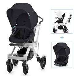 Orbit Baby G2 Color Packed Stroller in Black/Black