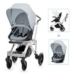 Orbit Baby G2 Color Packed Stroller in Black/Slate