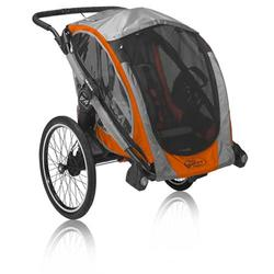 BabyJogger 81929 - POD Chassis - Orange/Gray