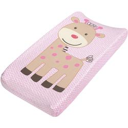 Summer Infant 92050 Plush Pals Changing Pad Cover - Giraffe