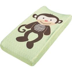 Summer Infant 92070 Plush Pals Changing Pad Cover - Monkey