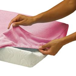 Summer Infant 92320 Ultra Plush™ Changing Pad Cover - Pink
