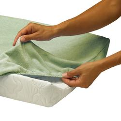 Summer Infant 92330 Ultra Plush™ Changing Pad Cover - Sage