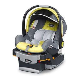 Chicco 04061472950 Keyfit Infant Car Seat 30 (with Base) - Limonata