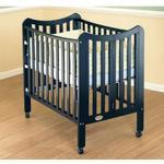 Orbelle 1144ES Tian Three Level Portable Crib - Espresso