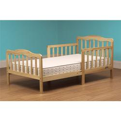 Orbelle - 403N The Sleepy Time Toddler Bed - Natural