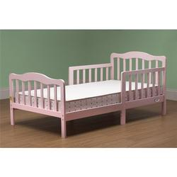 Orbelle - 403P The Sleepy Time Toddler Bed - Pink