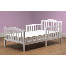 Orbelle - 403W The Sleepy Time Toddler Bed - White