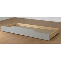 Orbelle - TR480-W Trundle Storage/Bed Drawer - White