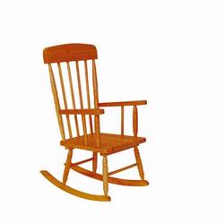 KidKraft 18341 Spindle Rocking Chair, Honey