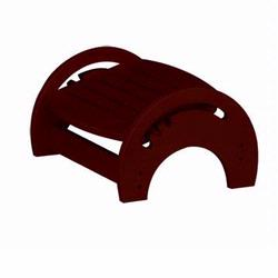 KidKraft 15131 Nursing Stool, Cherry