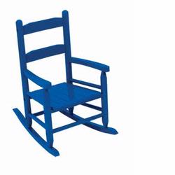 KidKraft 18103 Two-Slat Rocker, Blue