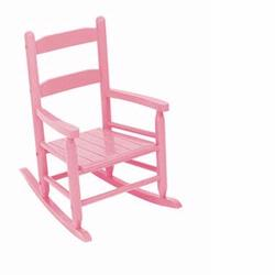 KidKraft 18104 Two-Slat Rocker, Pink