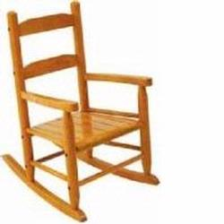 KidKraft 18123 Two-Slat Rocker, Honey