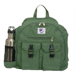 Ergo Baby BPO313, Organic Back Pack Green (River Rock)