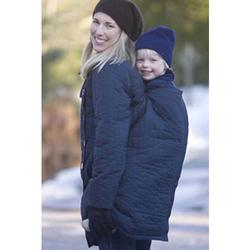 Ergo Baby PCW41860S, Papoose Coat Winter (Small Size)