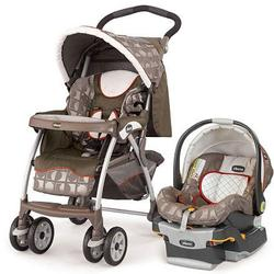 Chicco 04065245540 Cortina Keyfit 22 Travel System, Luna