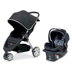 Britax S865800 - B-Agile and B-Safe Travel System, Black