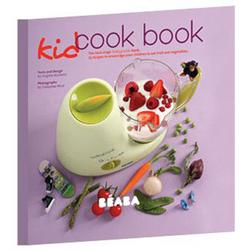 Beaba B3370 Babycook Kid Cookbook (English)