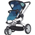 Quinny CV155RLR Buzz 3 Stroller - Rebel Red