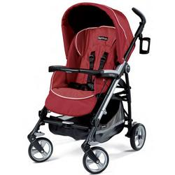 Peg Perego Pliko Four - Geranium Red