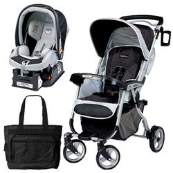 Peg Perego Vela Easy Drive Stroller - Southpole Travel System