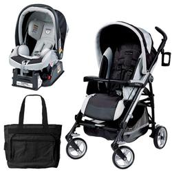 Peg Perego Pliko Four Travel System with a Diaper Bag - Southpole