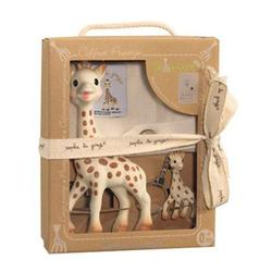 Vulli 616329, So'Pure Sophie the giraffe Prestige gift pack
