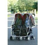 Diono 60260 Double Stroller Rain Cover