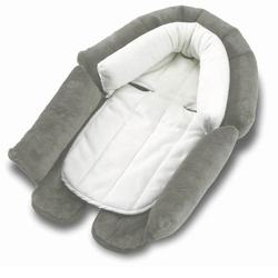 Sunshine Kids 10285 Cuddle Soft - Gray/White