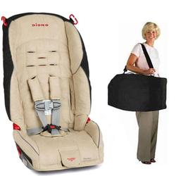 Diono Radian R100 Car Seat with Free Carrying Case - Dune