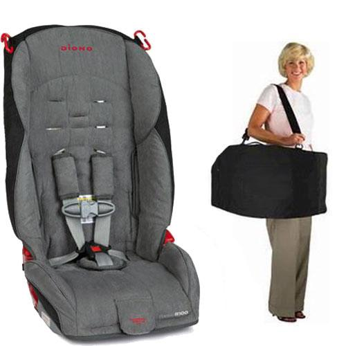 Diono Radian R100 Car Seat with Free Carrying Case - Stone at Sears.com