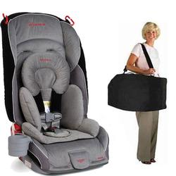 Diono Radian R120 Car Seat with Free Carrying Case - Storm